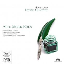 Hoffmann, Heinrich Anton : Quatuors à cordes