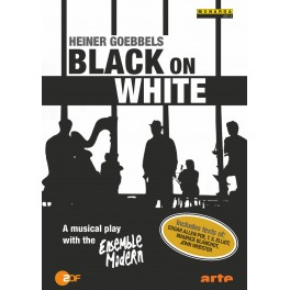 Goebbels, Heiner : Black on White