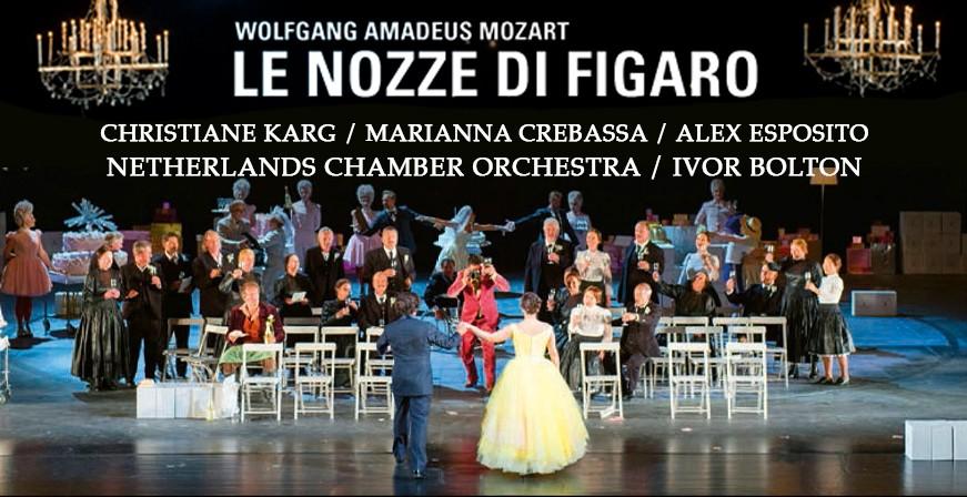 Mozart : Les Noces de Figaro / Dutch National Opera, 2016