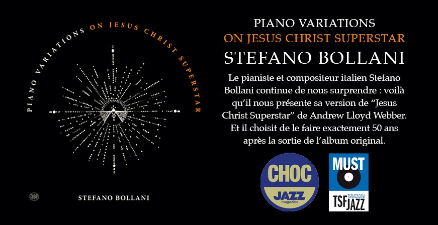 Piano Variations on Jesus Christ Superstar / Stefano Bollani