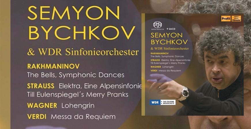 Semyon Bychkov & WDR Sinfonieorchester