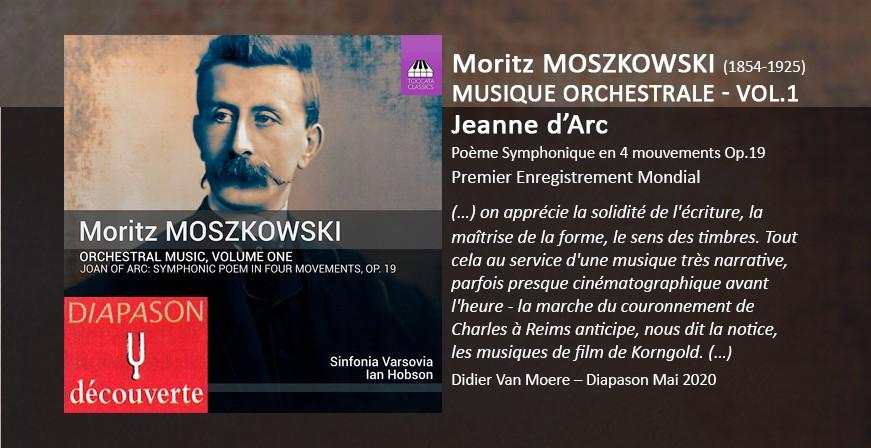 Moszkowski, Moritz : Musique Orchestrale - Vol.1
