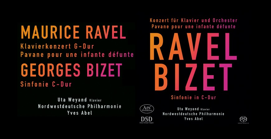Ravel - Bizet : Concerto, Pavane - Symphonie