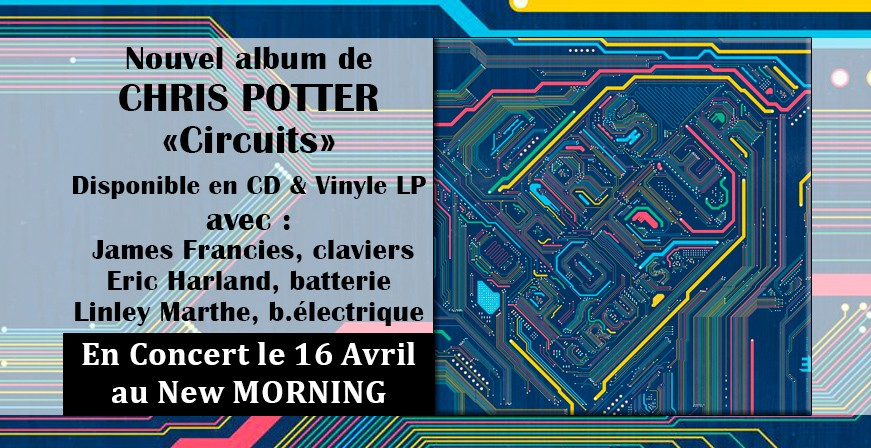 Circuits / Chris Potter