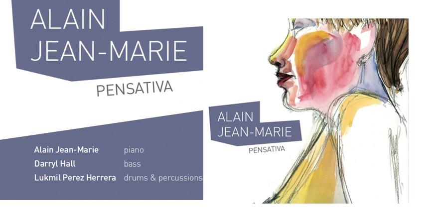 Pensativa / Alain Jean-Marie