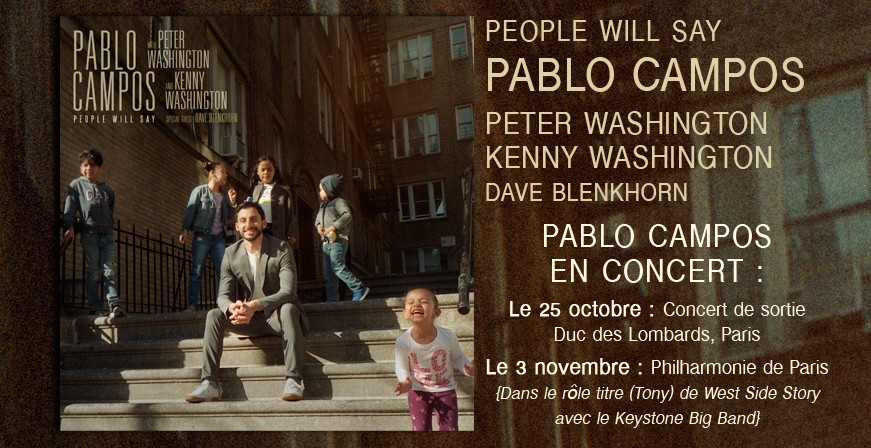 People Will Say / Pablo Campos