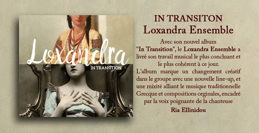 In Transiton / Loxandra Ensemble