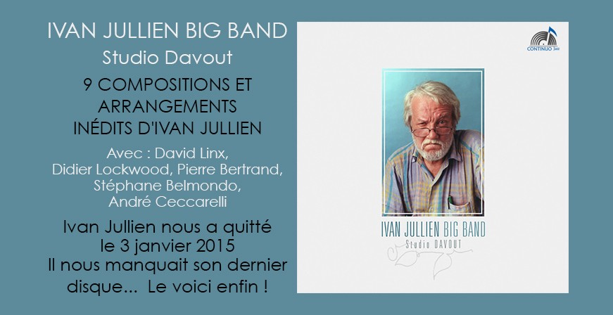 Studio Davout / Ivan Jullien Big Band