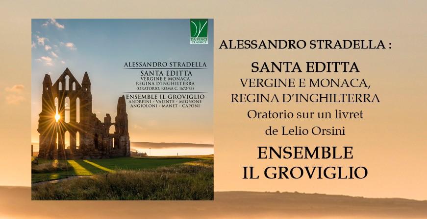 Stradella, Alessandro : Santa Editta