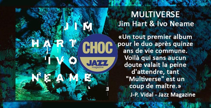 Multiverse / Jim Hart & Ivo Neame