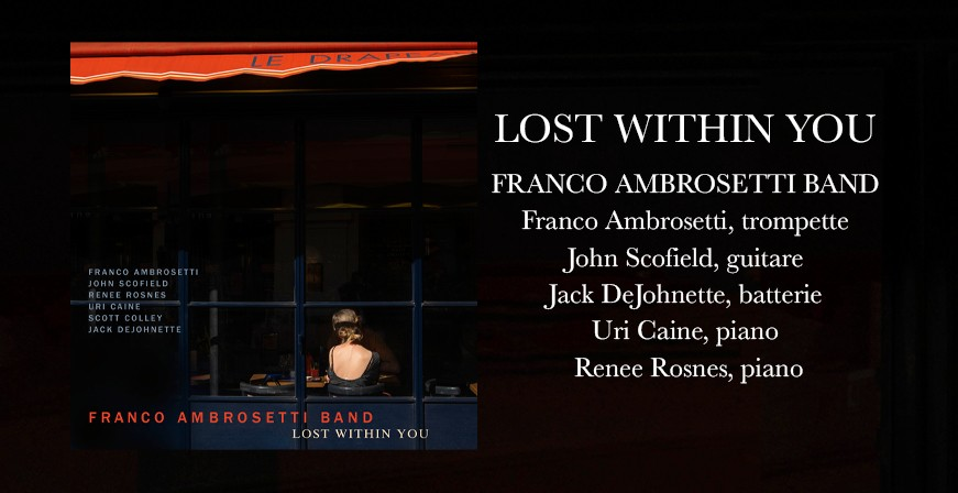 Lost Within You / Franco Ambrosetti Band