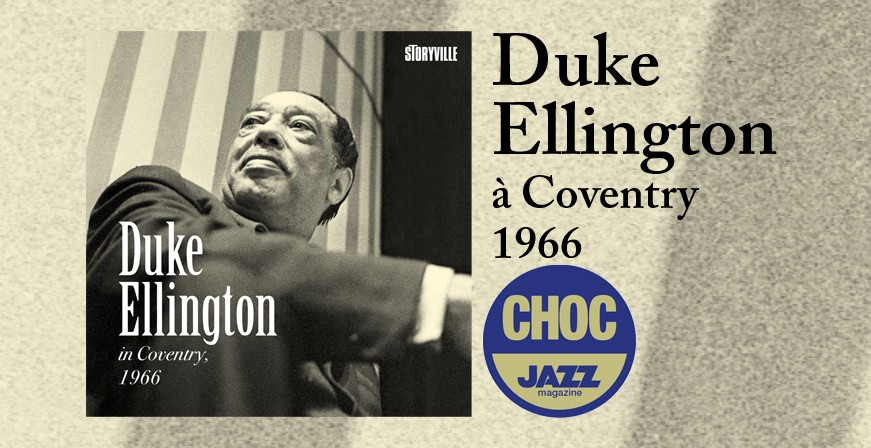 Duke Ellington à Coventry, 1966