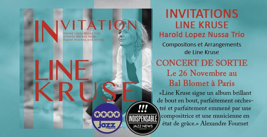 Invitations / Line Kruse