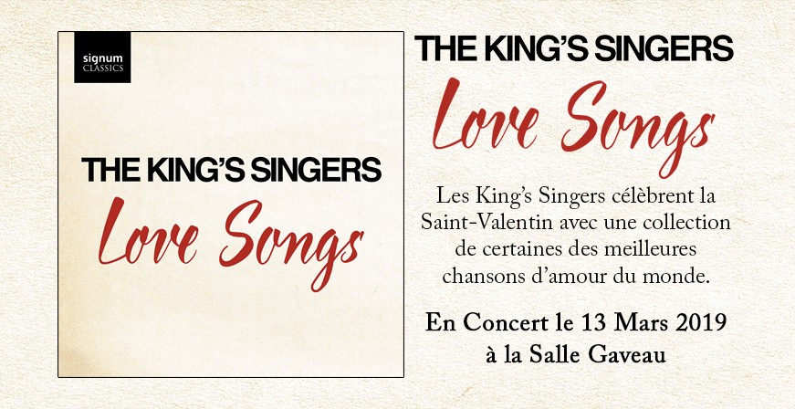 Love Song / The King's Singers