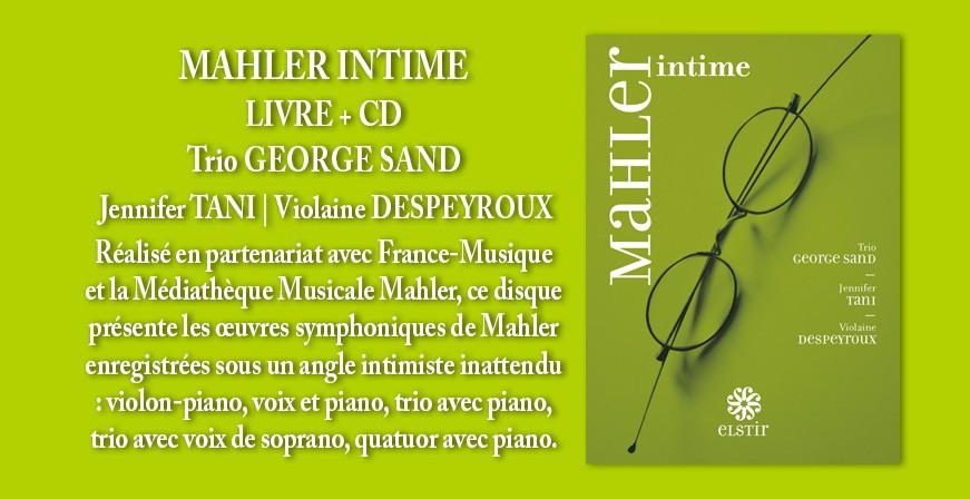 Mahler intime / Trio George Sand